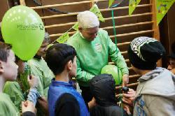 Jüdischer Tag der guten Taten im Schatten der Terroranschläge von Paris