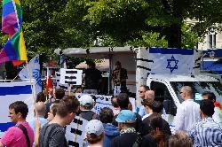 Gegen antisemitischen Terror - Solidarität mit Israel