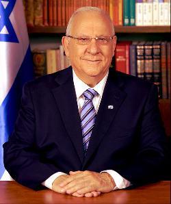 Präsident Rivlin für Annexion des Westjordanlandes