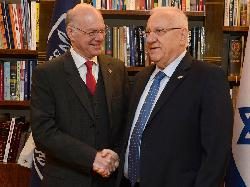 Lammert mit Bundestagsdelegation in Israel [Video]