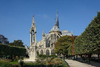 Notre Dame - Die Feuerschrift des Untergangs Europas