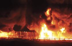 Rauch & Spiegel: Sechs Wochen Gewalt an der Grenze zu Gaza