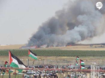 `Nakba-Tag´: Ausschreitungen am Grenzzaun