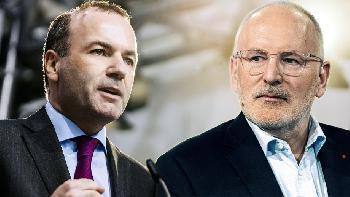 Selbst Mohammed hätte ungläubig gestaunt - Das TV-Duell zur Europa-Wahl