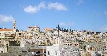Die unterdrückte Not palästinensischer Christen