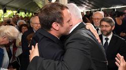 Macron: Anti-Zionismus ist neue Form des Antisemitismus