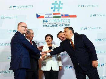 Victor Orban besucht Israel