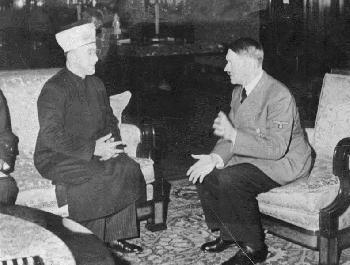 Abbas-Berater preist Nazi-Kollaborateur als `Vorbildcharakter´