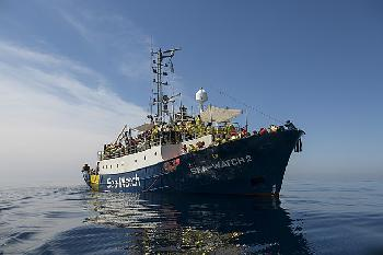 Seenotrettung tötet!