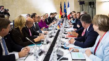 Deutsch-Französische Erklärung von Toulouse 16. Oktober 2019