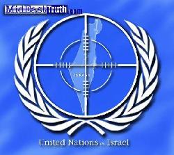 """Offenes Mikrofon fängt ein, dass UNO-Übersetzerin sagt, anti-israelische Abstimmungen sind Â""""etwas vielÂ"""""""