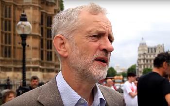 Jeremy Corbyn verurteilt die USA für den Tod des IS-Führers Abu Bakr al-Baghdadi