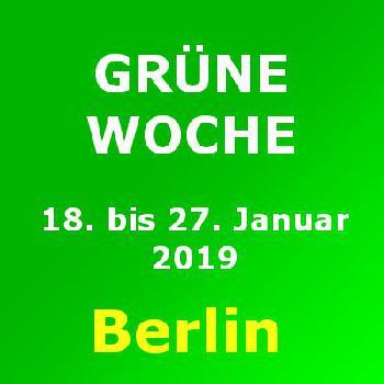 Internationale Grüne Woche gestartet
