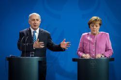 6. israelisch-deutsche Regierungskonsultationen in Berlin