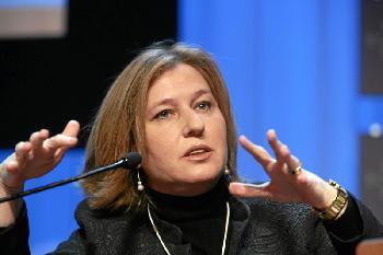 Tzipi Livni erklärt Rückzug aus der Politik
