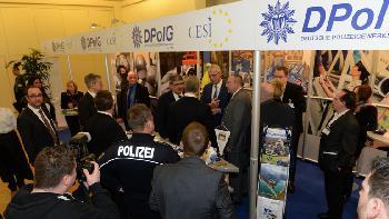 DPolG auf dem 22. Europäischen Polizeikongress