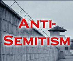 Institutionalisierter Antisemitismus