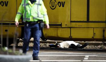 Terroranschlag in Utrecht fordert mindestens drei Toten und  mehrere Verletzte