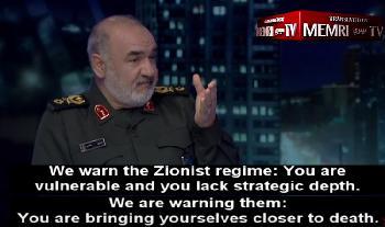 Iran nähert sich seinem Ziel: `Israel von der Landkarte tilgen´