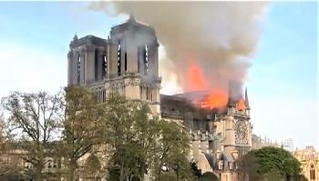 Medien erleichtert: `Ursache für den Brand von Notre Dame wird vielleicht nie gefunden´