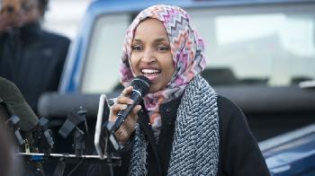 Islamistische US-Abgeordnete  Omar: `Jesus war ein Palästinenser´