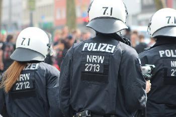 GdP kritisiert unverantwortliches Zündeln gegen die Polizei