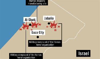 Israel geht gegen Terroristen in Gaza vor [Video]
