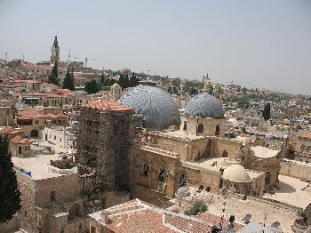 50 Sekunden Jerusalem [Video]