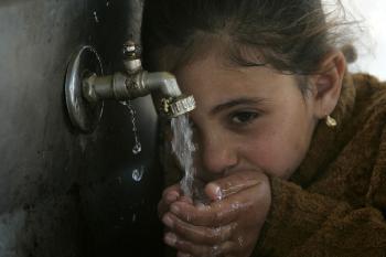 Israel baut neue Wasserleitung für den Gazastreifen [Video]