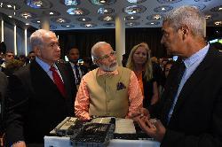 Indisch-israelische Beziehungen: Ein neuer Höhepunkt