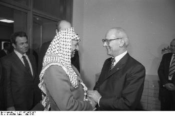 Als Arafat der Welt drohte – und die Welt applaudierte