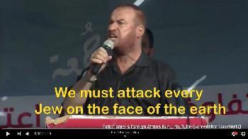 Hamas-Führer ruft zu weltweitem Judenmord auf