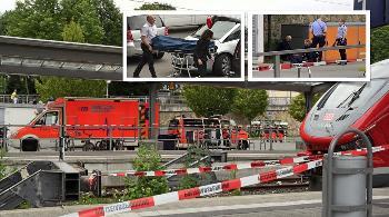 Iserlohn: Doppelmord am Bahnhof