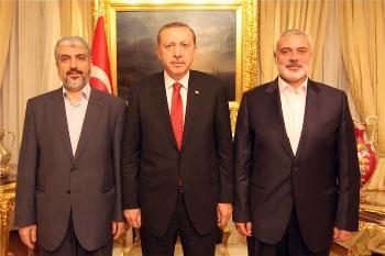 Katar und die Hamas solidarisieren sich mit Erdogans Krieg