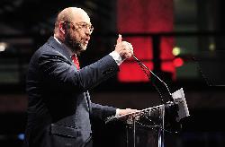 Die Ironie am Aufstieg des Genossen Schulz