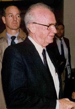 Yitzhak Rabin und sein Platz in der Geschichte