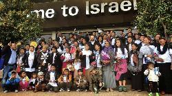 Mehr als 100 indische Juden wandern ein