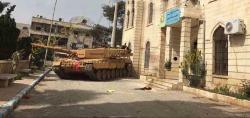 Leichenschändungen und Plünderungen in Afrin