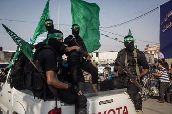 Kriegsverbrechen der Hamas gegen Israel, Palästinenser