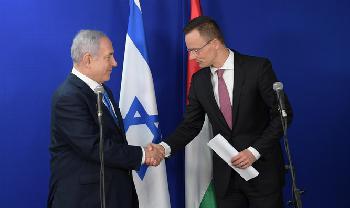 Ungarn eröffnet als erstes europäisches Land diplomatische Vertretung in Jerusalem