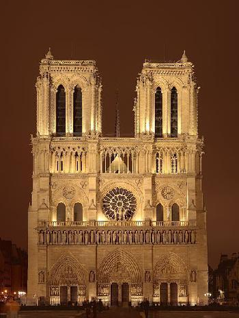 Wiederaufbau von Notre-Dame