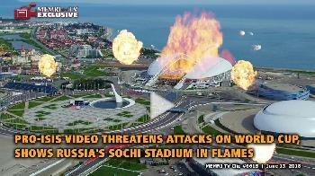 IS-Video droht mit Anschlägen auf Fußball-WM