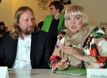Deutsche Regierungskrise: Grüne wittern Morgenluft