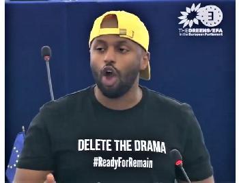 `As-salamu´alaikum´ im EU-Parlament und Beleidigung Salvinis