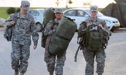 Erste US-Militärbasis in Israel