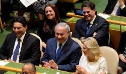 Netanyahu lobt `Präsident Trump´s mutige Rede vor der UN´ [Video]
