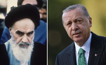 Die Revolution der Türkei sieht aus wie die des Iran - aber in Zeitlupe