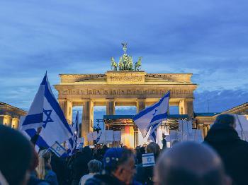 Gegen Antisemitismus in Berlin
