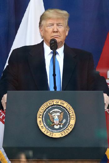 »Die Linke führt einen hemmungslosen Krieg gegen Trump«