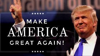 Zwei Jahre Präsident Donald Trump